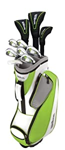 Wilson Ultra Ladies Right Handed Complete Golf Club Set from Wilson Golf