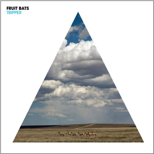 CD : Fruit Bats - Tripper (CD)