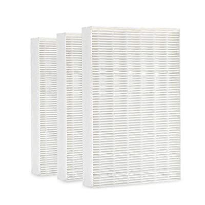 cabiclean True HEPA Replacement Filter Compatible Honeywell HPA300, HPA200, HPA100, HPA090 Series Air Purifier. Filter R