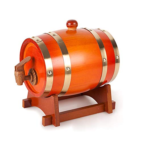Bac bac 3L/5L/10L/15L Wooden Barrel, Whiskey Barrel, for sale  Delivered anywhere in Canada