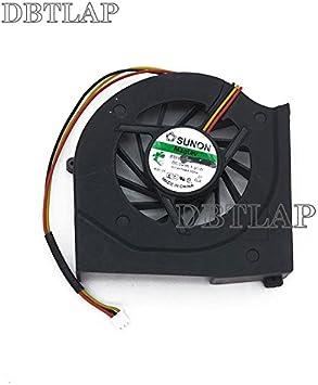 DBTLAP Laptop CPU Fan Compatible for Sony VGN-CR VGN-CR393 VGN-CR353 CR3S1//S5 PCG-5G2T PCG-5K2T 5K1T 5KFP VGN-CR322h cr382 CR31 CR33 CR11 CR13 CR15 CR21 cr23 UDQFLZR02FQU CPU Cooling Fan