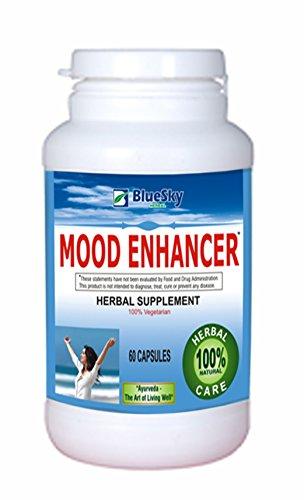 Herbal Enhancer - Blue Sky Herbal Mood Enhancer 500mg