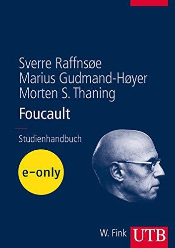 Foucault: Ein Studienhandbuch