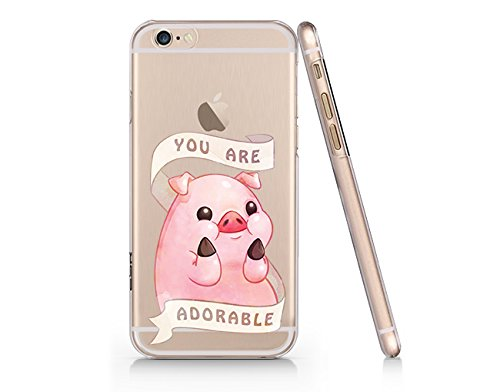 Quote Iphone Clear Emerishop VAE177 6sl product image