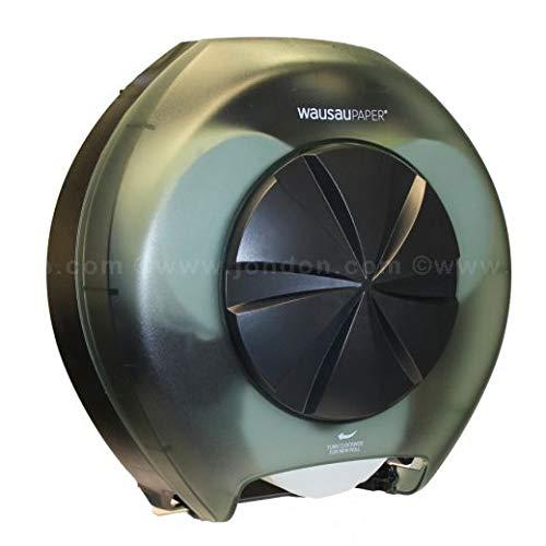 Revolution OptiCore 3‑Roll Bath Tissue Dispenser, Black