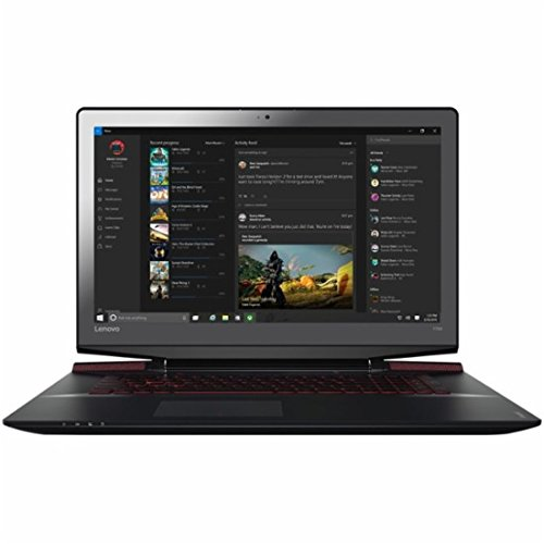 Lenovo Ideapad Y700 Flagship 17 3″ FHD Gaming Laptop, Intel Core i7