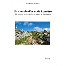 Un chemin d'or et de Lumière, à la découverte des chemins  européens de Compostelle (French Edition)