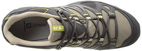Salomon Women's Ellipse GTX Hiking Shoe Thyme/Asphalt/Dark Green clearance pick a best rPfsIQ