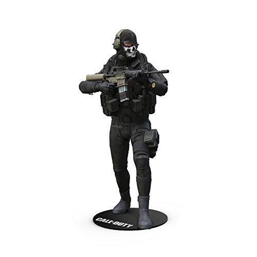 McFarlane Toys Call of Duty Ghost Action Figure, Multicolor