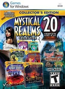 Mystical Collection - MYSTERY MASTERS: MYSTICAL REALMS COLLECTION - 20 PACK AMR (WIN XP,VISTA,WIN 7,WIN 8)