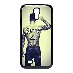 Samsung Galaxy S4 I9500 Phone Case Sergio Ramos Images Appearance