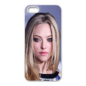iPhone 4 4s Cell Phone Case White hb61 amanda seyfried watching JNR2117843