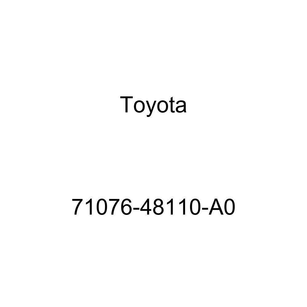 TOYOTA Genuine 71076-48110-A0 Seat Cushion Cover