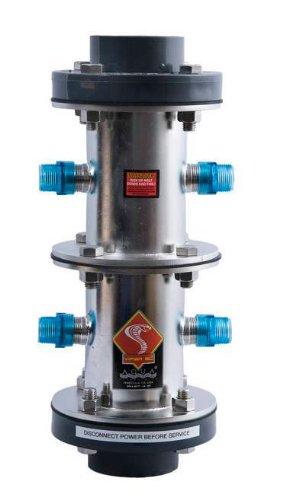 Viper watt unit quot stainless steel multi