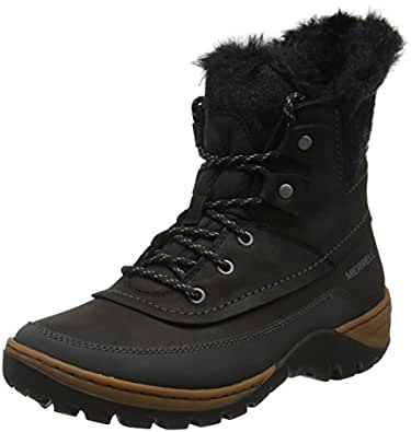Amazon.com | Merrell Women's Sylva Mid Lace Waterproof-W