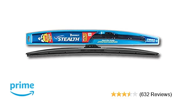Michelin 8026 Stealth Hybrid Windshield Wiper Blade With Smart Flex Design 26 Pack Of 1