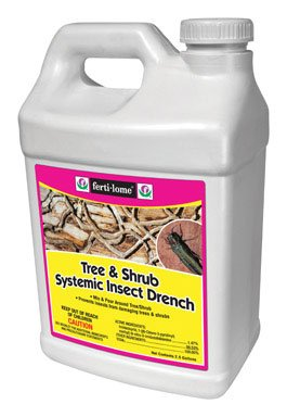 Fertilome 10208 2.5 Gal Tree & Shrub Systemic Insect Drench