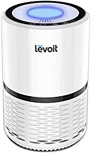 LEVOIT Air Purifier for Home, H13 True HEPA Filter for Allergies and Pets, Dust, Mold, and Pollen, Smoke and O