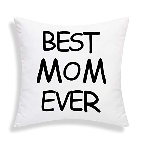 Best Mom Ever Pillow - BLEUM CADE Best Mom Ever Pillow