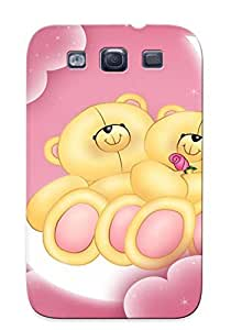 DLFimXZ3188OJHbI Treponemaor Cartoon 3 Feeling Galaxy S3 On Your Style Birthday Gift Cover Case