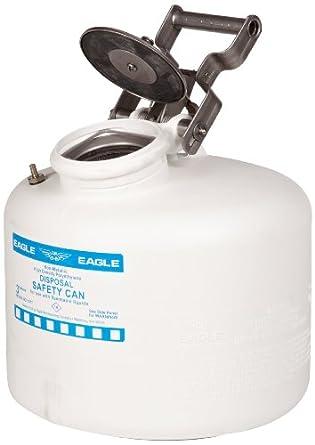 Eagle Polyethylene Disposal Safety Can