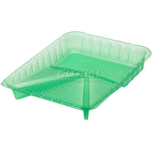 Bestt Liebco 1 1/2 Qt Plastic Economy Tray - Lot of 24 by Bestt Liebco