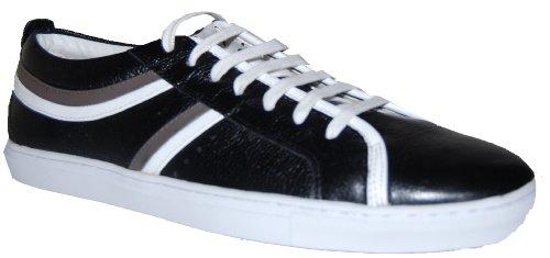 Hugo Boss Lossio, Sneaker uomo Nero nero