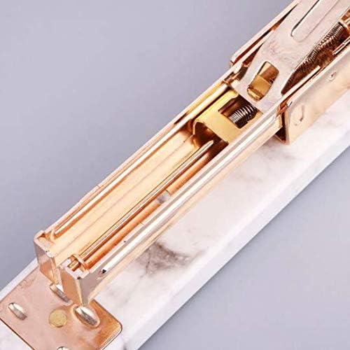 Marble /& Rose Gold Stapler