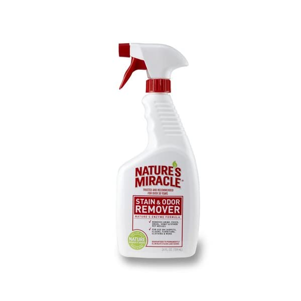 Nature's Miracle Stain & Odor Remover Trigger Spray 1
