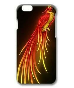 Sakuraelieechyan 5.5 Inch Iphone 6 Plus Hard Protective 3D Case with Phoenix-4