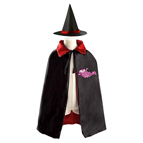 Halloween Pumpkin Costume Suit Party Cheshire Cat Costume Cloak for Baby Toddler Boys Girls Child Kids -