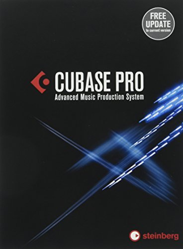 - Steinberg Cubase Pro 9.5 Recording Software (Retail Box Version)