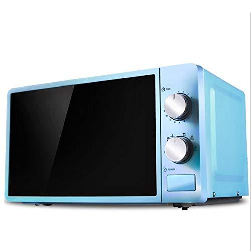 Horno Microondas Hogar Multifunción Azul.: Amazon.es: Hogar