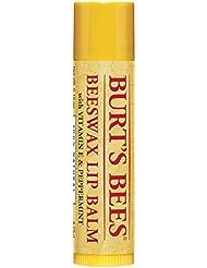 Burt's Bees Beeswax Lip Balm with Vitamin E & Peppermint...