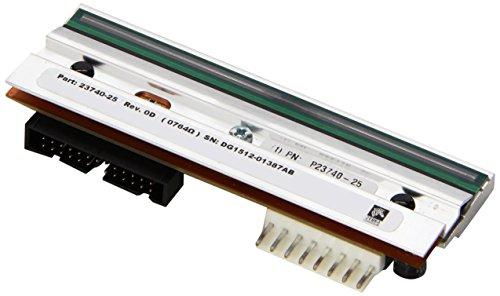 Zebra Technologies P1004230 Printhead for 110XI4 Printer, 203 dpi Resolution