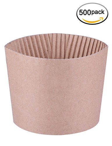 Cardboard Sleeves For Hot Drinks