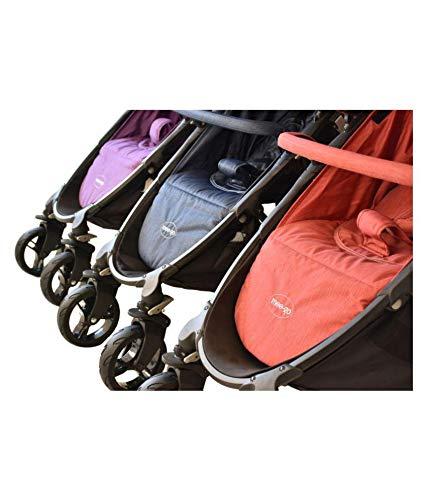 Mee-Go Qpid Baby Stroller (Voilet)