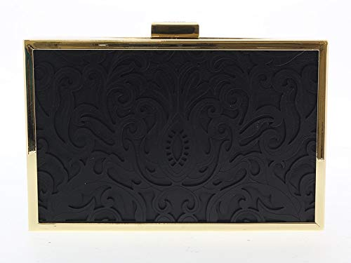 Black 999 Cavalli Clutch HXLPB3 for Box Womens Roberto AqUx8Cww