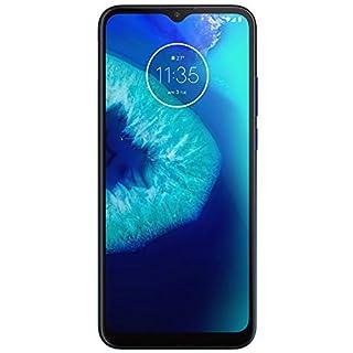 Motorola Moto G8 Power Lite 64GB, 4GB RAM, 5000 mAh Battery, 6.5' HD+ LTE Factory Unlocked Smartphone - International Version (Blue)