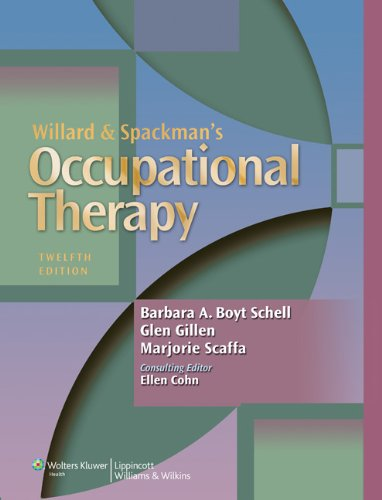 Willard and Spackman's Occupational Therapy PDF