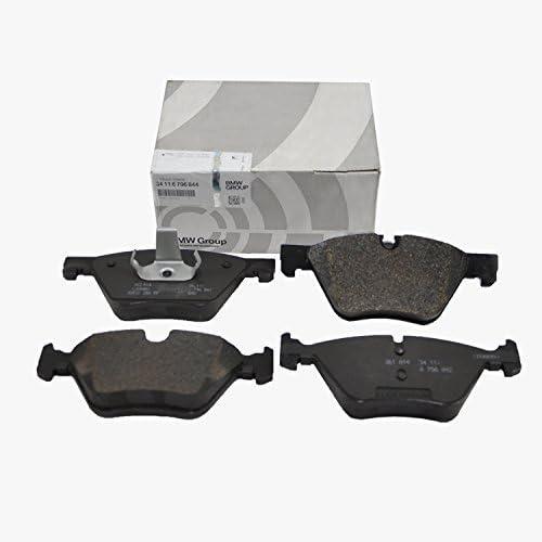 Akebono EUR1504 Brake Pad Kit