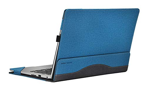 Inspiron Sleeve Detachable Leather Protective