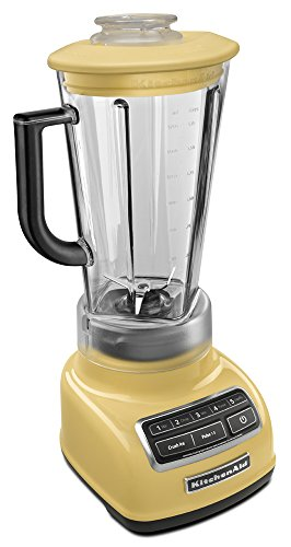 KitchenAid-KSB1575MY-5-Speed-Diamond-Blender-with-60-Ounce-BPA-Free-Pitcher-Majestic-Yellow