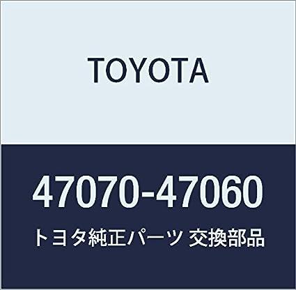 Amazon com: Toyota 47070-47060, Power Brake Booster: Automotive