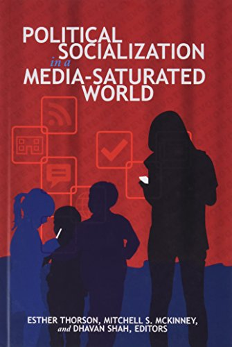 Political Socialization in a Media-Saturated World (Frontiers in Political Communication)