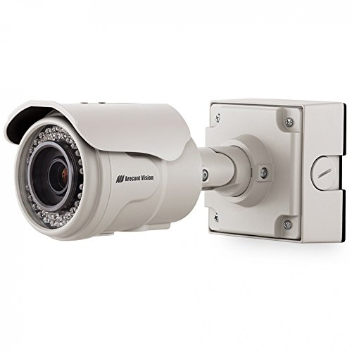 Arecont Vision AV3225PMIR 3 MP Vandal Resistant Bullet IP Camera (Camera 3 Mp Arecont)