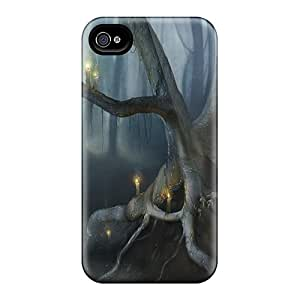 Top Quality Rugged Mysteriousforest Cases Covers For Iphone 6plus Black Friday