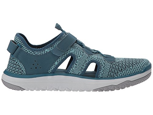 試み哀れな鳴り響くTeva(テバ) レディース 女性用 シューズ 靴 サンダル Terra-Float Travel Knit - Legion Blue [並行輸入品]