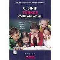 Esen 6. Sınıf Türkçe Konu Anlatımlı Yeni