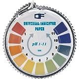 pH試験紙(ロールタイプ) PH1-11